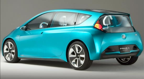 2019 Toyota Prius C Hybrid Release Date and Price