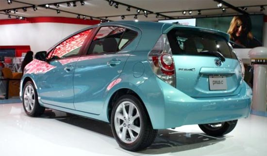 2019 Toyota Prius C Release Date and Price