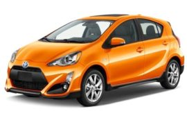 2019 Toyota Prius C Review, Price and Release Date