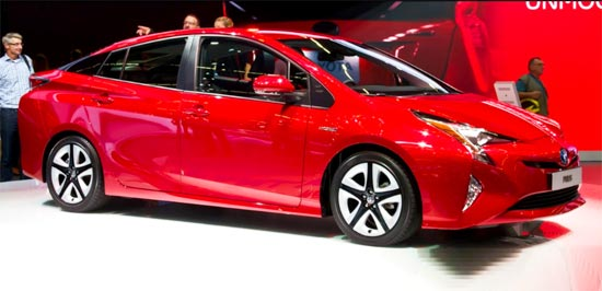 2019 Toyota Prius Hybrid Exterior