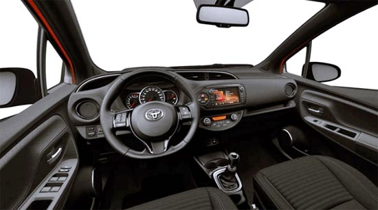 2019 Toyota Prius Hybrid Interior