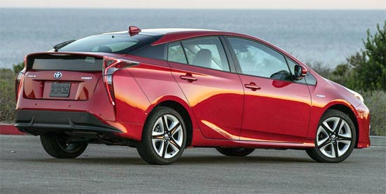 2019 Toyota Prius Hybrid Release Date and Price