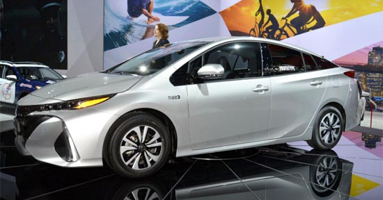 2019 Toyota Prius Prime Price And Redesign Toyota