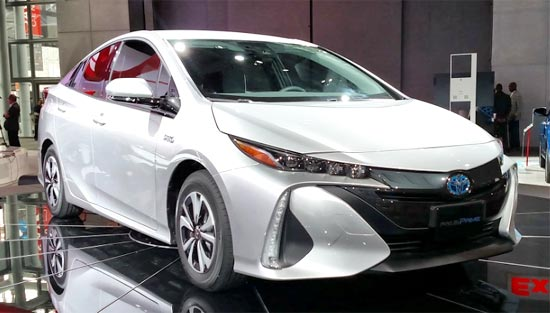 2019 Toyota Prius Prime Price and Redesign