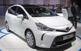 2019 Toyota Prius Redesign, Engine and Specs