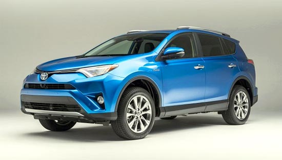 2019 Toyota RAV4 Limited Hybrid Release date and Price