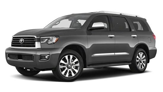 2019 Toyota Sequoia Limited Price, Review and Release Date
