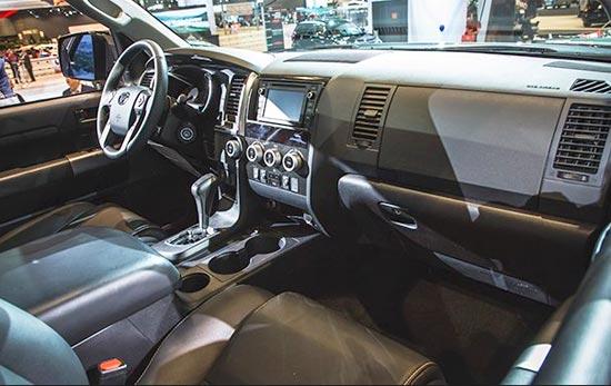 2019 Toyota Sequoia TRD Sport Interior
