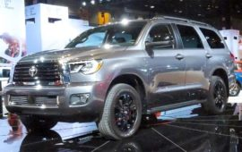 2019 Toyota Sequoia TRD Sport Price and Redesign