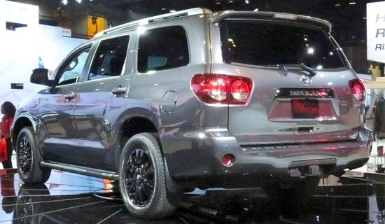 2019 Toyota Sequoia TRD Sport Release Date And Price