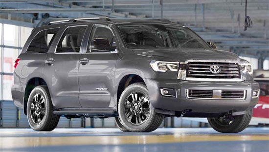 2019 Toyota sequoia platinum Price and Redesign