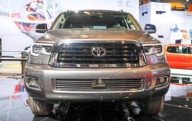 2019 Toyota sequoia redesign and Price