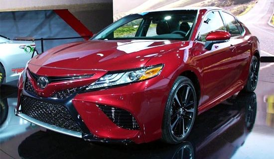 All New 2019 Toyota Camry Gains Styling Flair And Engine Specs