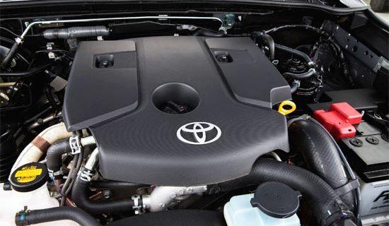 2019 Toyota 4runner TRD Pro Engine