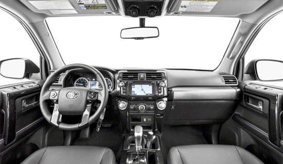 2019 Toyota 4runner TRD Pro Interior