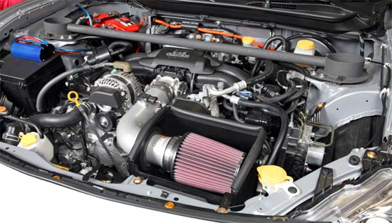 2019 Toyota 86 GTS Engine