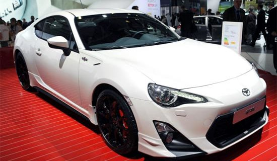 2019 Toyota 86 Redesign GTS And Special Edition