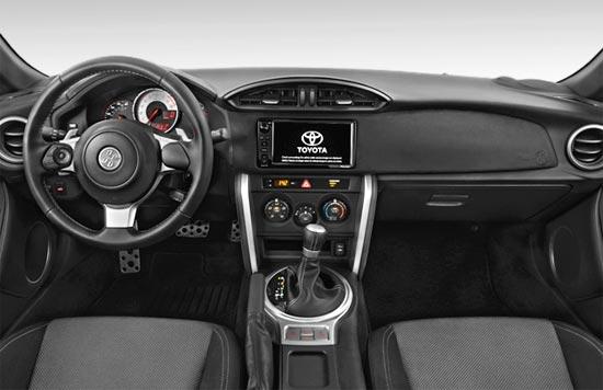 2019 Toyota 86 Special Edition Interior