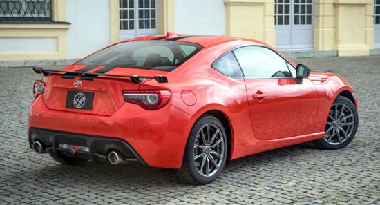 2019 Toyota 86 Special Edition Release Date and Price