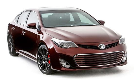2019 Toyota Avalon Concept and Engine Specs
