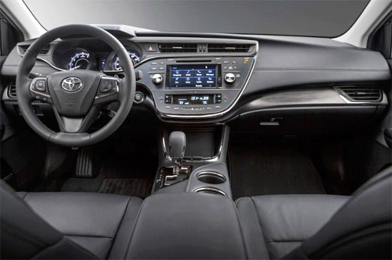 Cruise Control Should Not Be Used >> 2019 Toyota Avalon Concept and Engine Specs | Toyota ...