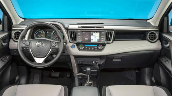 2019 Toyota Rav4 Hybrid Changes And Specs Toyota Suggestions