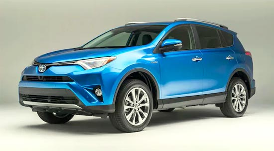 2019 Toyota RAV4 Hybrid Release Date and Review