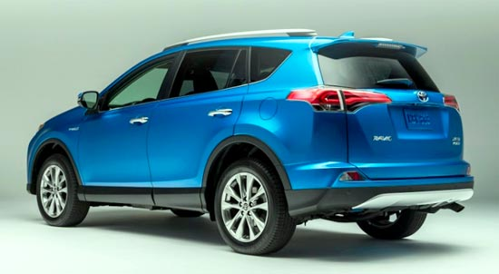2019 Toyota RAV4 SE Hybrid Release Date and Price