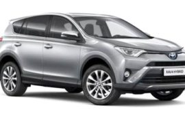 2019 Toyota RAV4 SE Hybrid Review