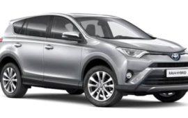 2019 Toyota RAV4 SE Hybrid Review
