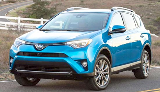 2019 Toyota RAV4 SE Price, Review and Release Date