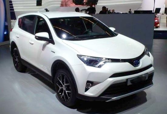 Toyota Rav4 Hybrid Price >> 2019 Toyota RAV4 XLE Review, Price and Specs   Toyota Suggestions
