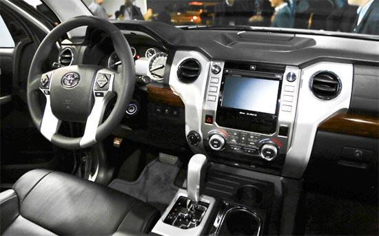 2019 Toyota Tacoma 4x4 Double Cab Interior