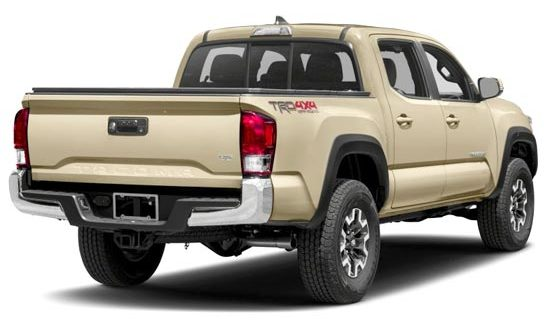 2019 Toyota Tacoma 4×4 Double Cab Release Date And Price