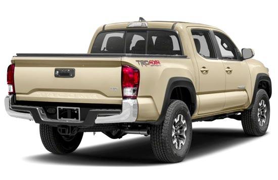 2019 Toyota Tacoma 4x4 Double Cab Release Date and Price