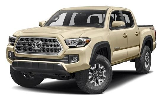 2019 Toyota Tacoma 4×4 Double Cab Review