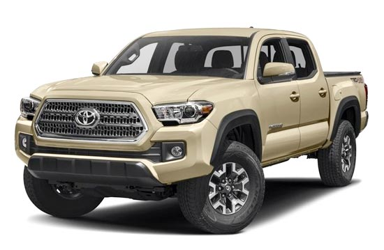2019 Toyota Tacoma 4x4 Double Cab Review