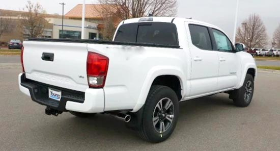 2019 Toyota Tacoma Limited Release Date and Price