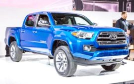 2019 Toyota Tacoma New Engine Review and Specs