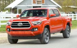 2019 Toyota Tacoma Price,Redesign, and Review