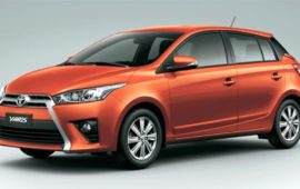 2019 Toyota Yaris Hatchback Review and Specs