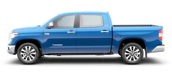 2019 Toyota Tundra Platinum Exterior