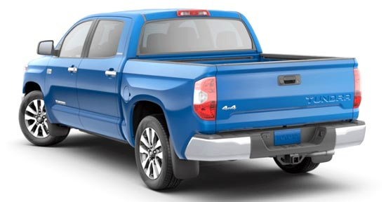 2019 Toyota Tundra Platinum Release Date and Price