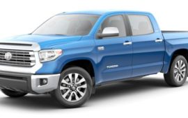 2019 Toyota Tundra Platinum Review, Specs and Price