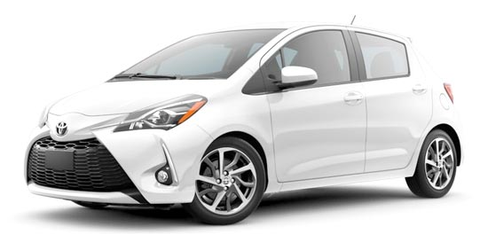 2019 Toyota Yaris Canada Review and Engine Specs
