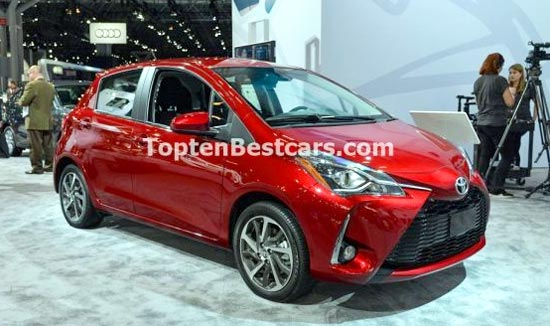 2019 Toyota Yaris Sedan Interior Design and Review