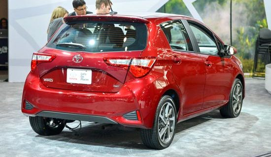 2019 Toyota Yaris Sedan Release Date And Price