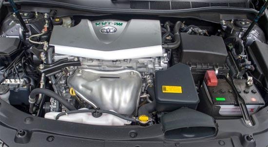 2019 Toyota C-HR Best SUV Engine