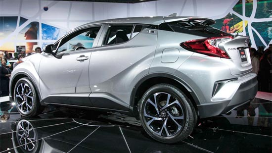 2019 Toyota C-HR Best SUV Release Date and Price