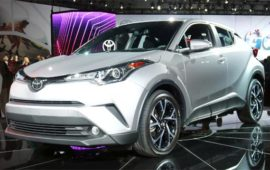 2019 Toyota C-HR Best SUV Review and Changes